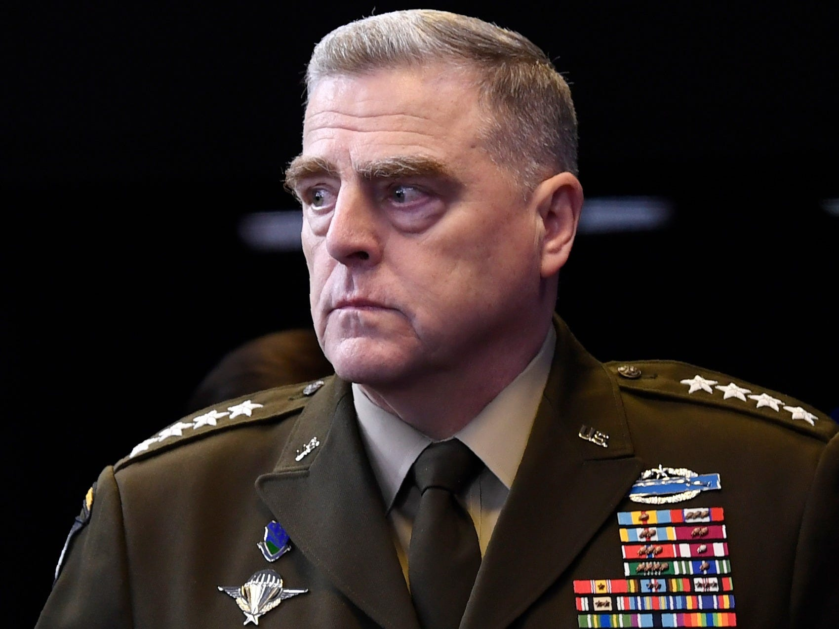 Army Gen. Mark Milley viewed as resigning after blowback ...
